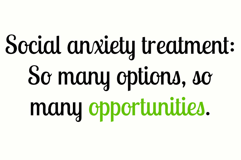 4 things you must know about Social Anxiety Treatment