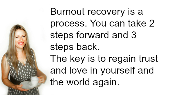 how long does it take to recover from burnout