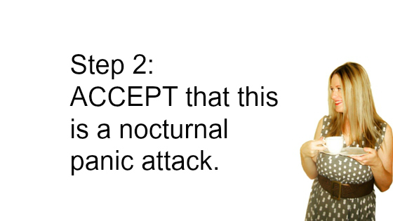 nocturnal panic attacks