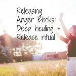 letting go of anger and resentment